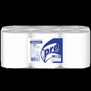 С222 Бумажные рулонные полотенца PROtissue