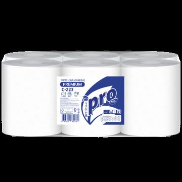 С223 Бумажные рулонные полотенца PROtissue
