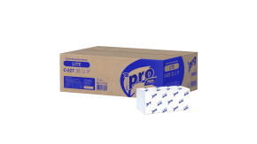 С227 Бумажные листовые полотенца  PROtissue