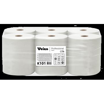 K101 Бумажные рулонные полотенца Veiro Professional Basic