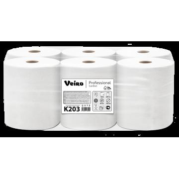 K203 Бумажные рулонные полотенца Veiro Professional Comfort