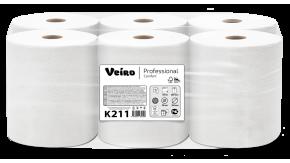 K211 Бумажные рулонные полотенца Veiro Professional Comfort