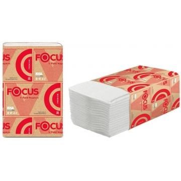 5049941 Салфетки Focus V-сложения 2 слой, 200 листов 23*16,8