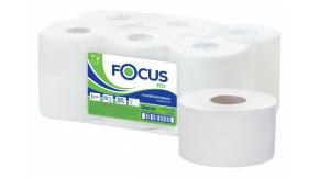5050784 Туалетная бумага FOCUS ECO JUMBO 1 слой, 200 метров