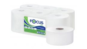 5050785 Туалетная бумага FOCUS ECO JUMBO 1 слой, 450 метров