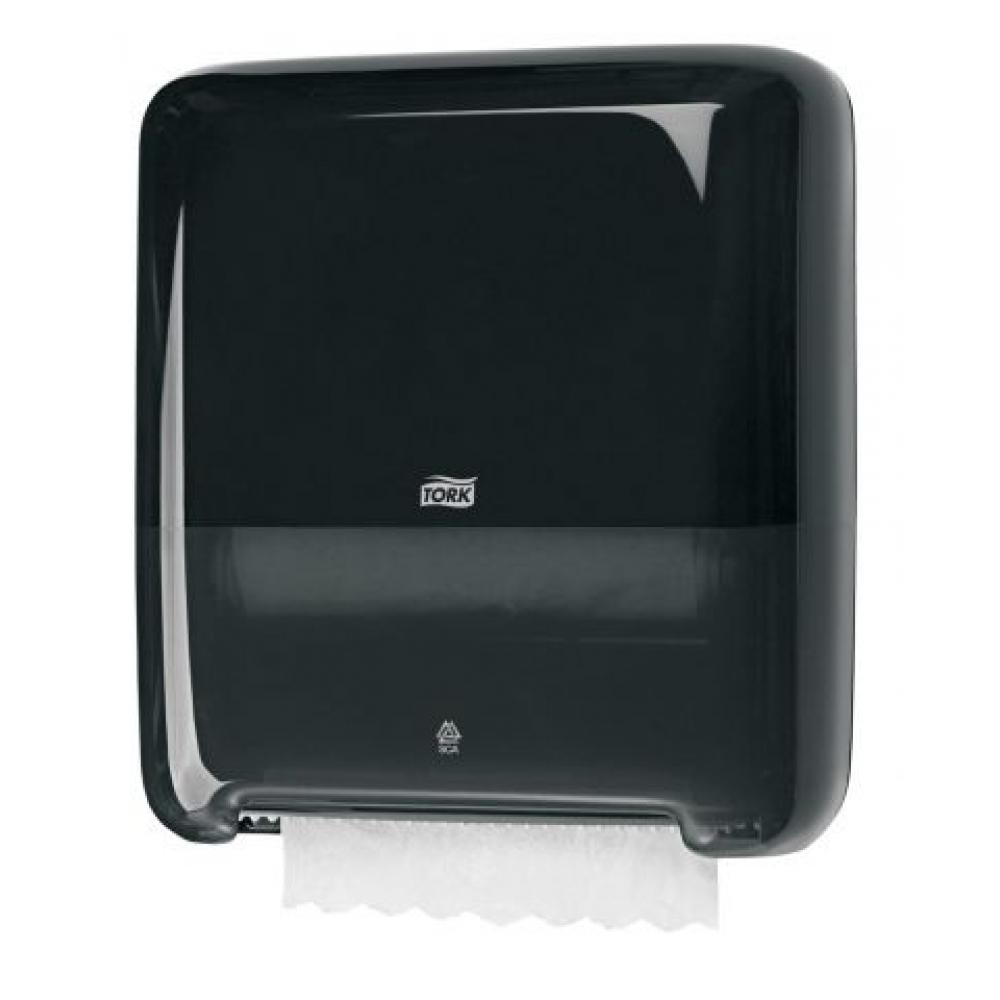 551008 Tork Matic® держатель для полотенец в рулонах черный