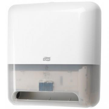 551100 Tork Matic® держатель для полотенец в рулонах с сенсором Intuition® белый