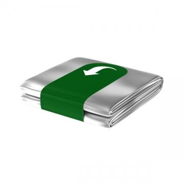 4680004510017 Рукав для запекания: полиэтилентерефталатная пленка пищевая, плотность 12 мкм, t = до 230 С, 30 см х 3 м, клипсы бумажные 10 шт. 45 шт в упаковке
