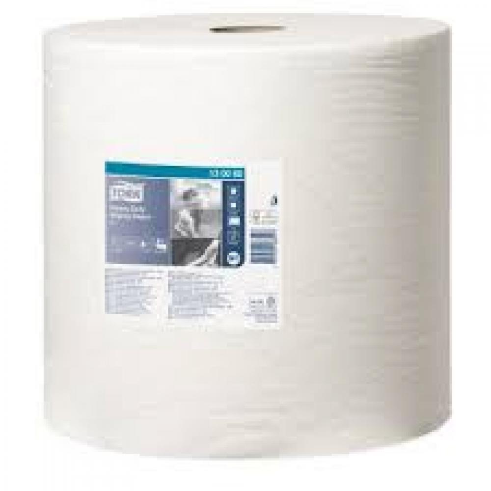 130060 Tork протирочная бумага повышенной прочности в рулоне