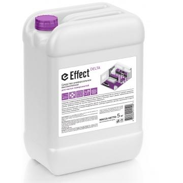 401 Effect DELTA 5л д/мытья поверхн. (дезинфектор, ежедн. уборка, изд. из кожи) 5л 1/2