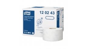 120243 Tork Advanced туалетная бумага в мини рулонах мягкая