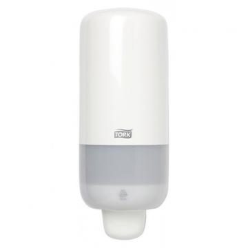 561500 Tork держатель для мыла-пены белый