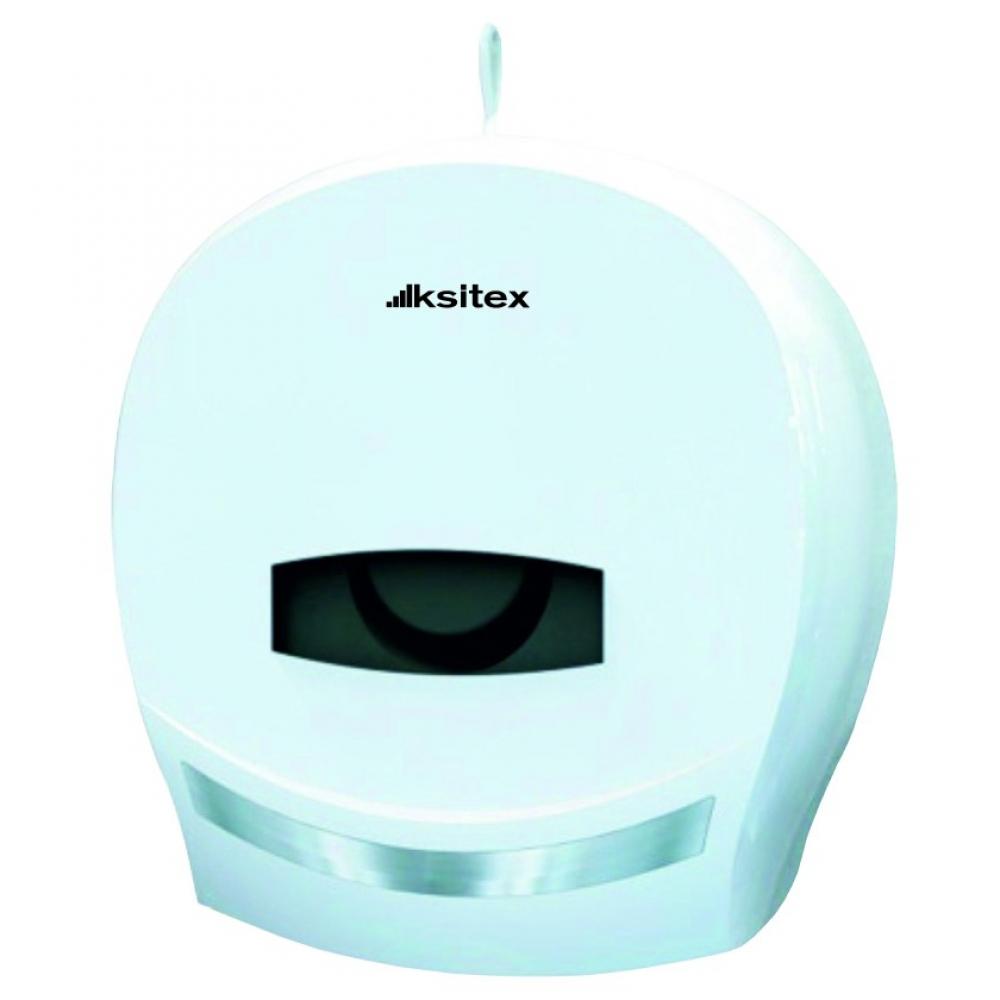 Ksitex TH-8001А Диспенсер для туалетной бумаги (белый). Серия «Элит»