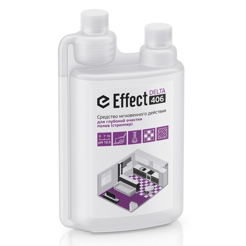 406 Effect DELTA 1л д/ глубокой очистки полов (стриппер) 1л 1/5