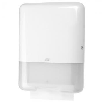 553000 Tork держатель для листовых полотенец Singlefold сложения ZZ и С белый