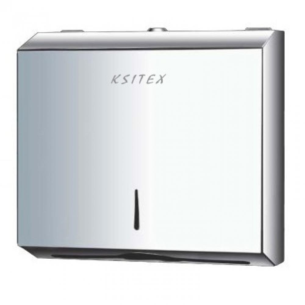 Ksitex TН - 5821 SSN Диспенсер для листовых бумажных полотенец.