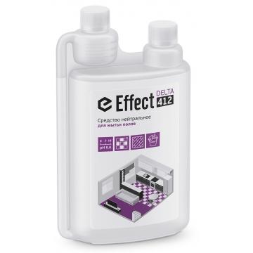 412 Effect DELTA 1л нейтральное высокопенное ср-во для всех поверхностей 1л 1/5