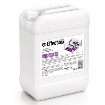 412 Effect DELTA 5л нейтральное высокопенное ср-во для всех поверхностей 5л 1/2