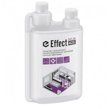 405 Effect DELTA 1л конц. щелочн. ср-во д/поломоечных машин 1л 1/2