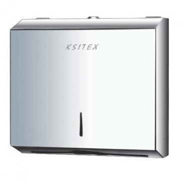 Ksitex TН - 5823 SSN Диспенсер для листовых бумажных полотенец.