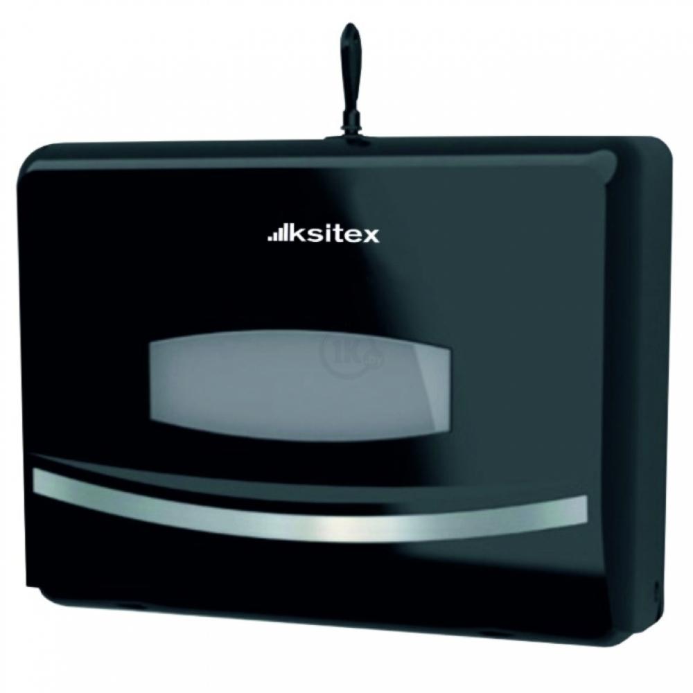 Ksitex ТН-8125В Диспенсер для листовых бумажных полотенец. Серия Элит