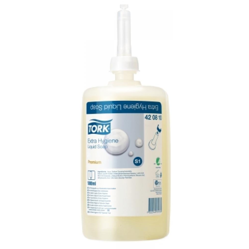 420810 Tork жидкое мыло для рук с улучшенными гигиеническими свойствами