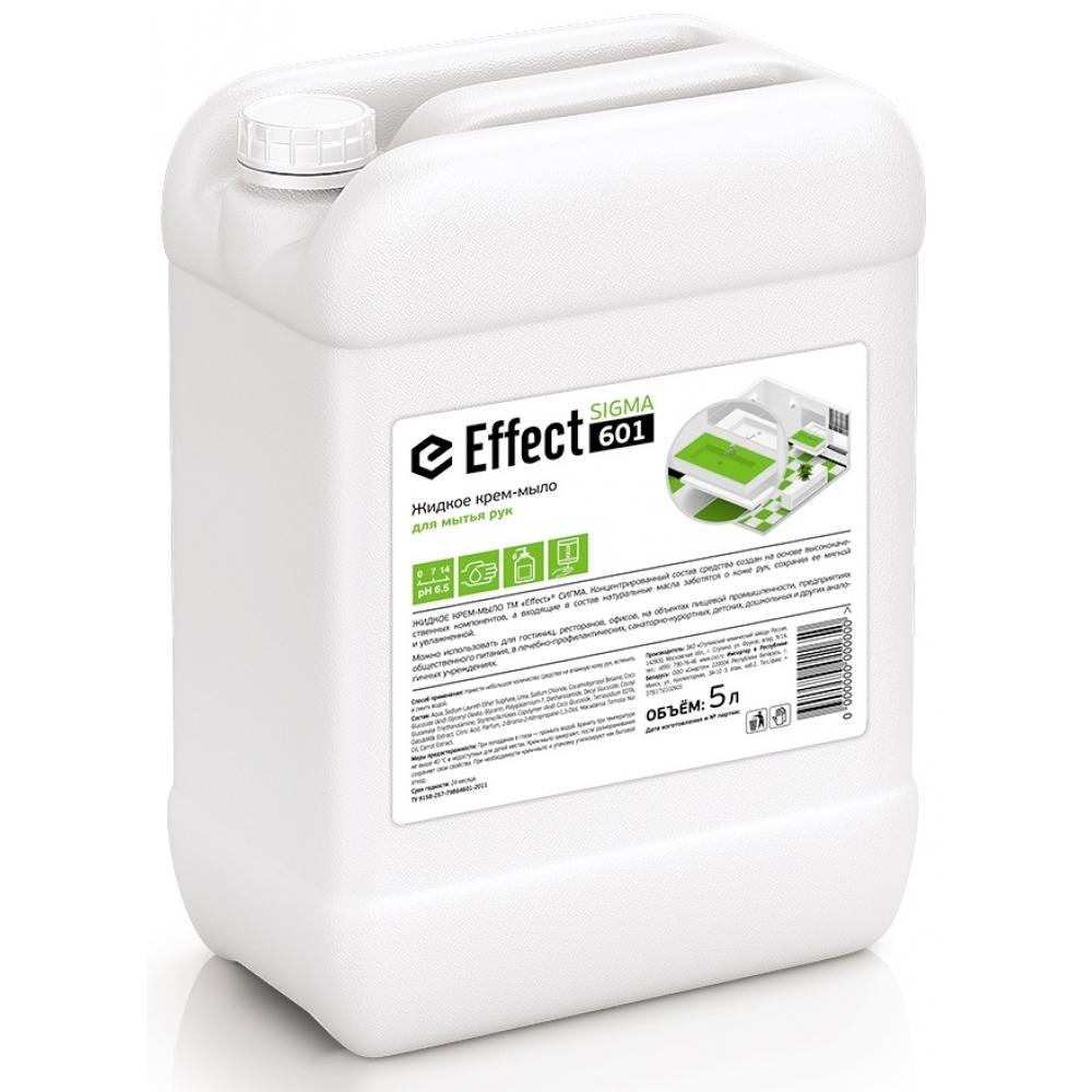 601 Effect SIGMA 5л жидкое крем-мыло д/рук 5л 1/2