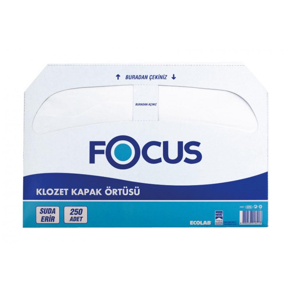 FOCUS индивидуальные покрытия на унитаз 8033648