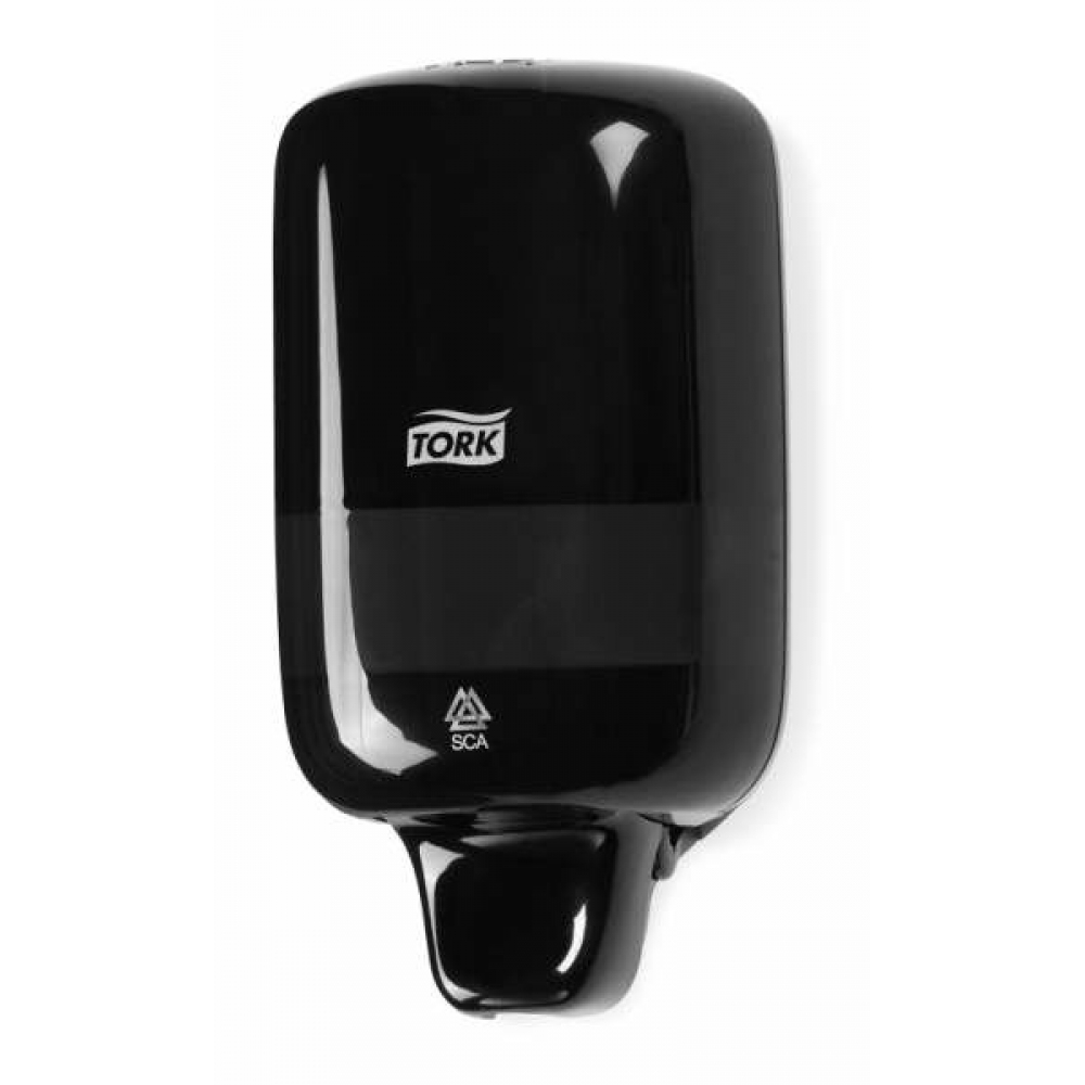 561008 Tork мини-держатель для жидкого мыла черный
