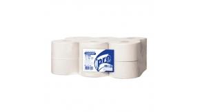 С190 Туалетная бумага в средних рулонах PROtissue 1 слой, 200 метров