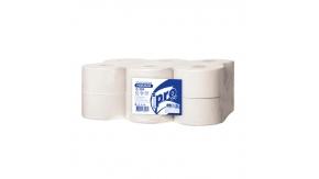 С191 Туалетная бумага в средних рулонах PROtissue 2слоя, 170 метров