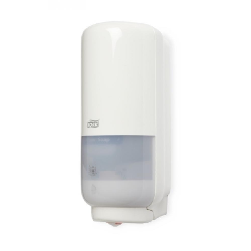 561600 Tork держатель для мыла-пены с сенсором Intuition® белый