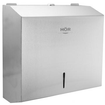 HOR-1207W Диспенсер для листовых бумажных полотенец