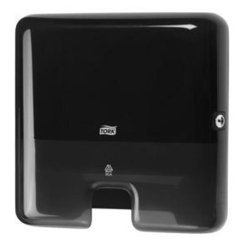 552108 Tork Xpress® держатель для листовых полотенец сложения Multifold черный мини