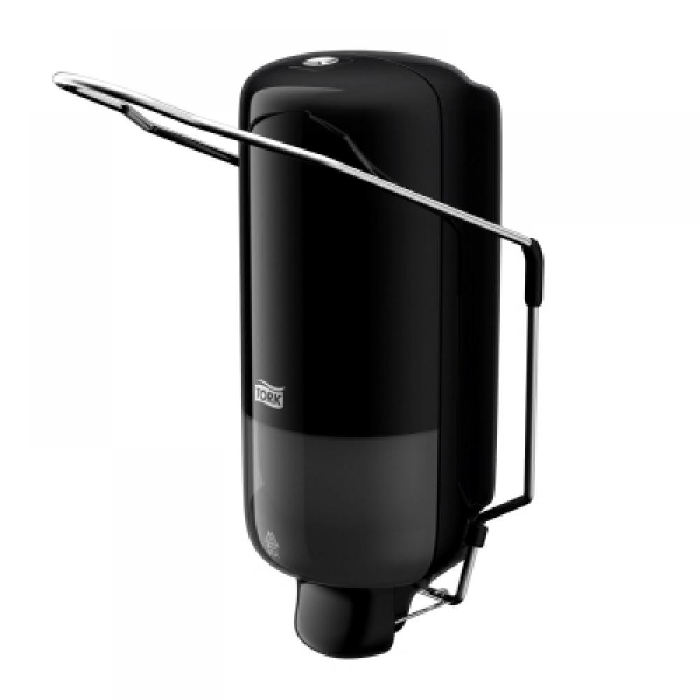 560108 Tork держатель для жидкого мыла с локтевым приводом черный