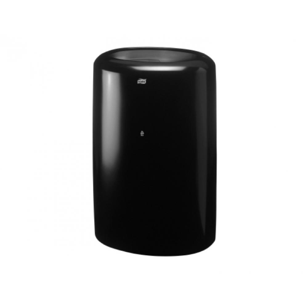 563008 Tork Корзина для мусора 50л черная