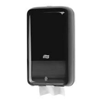 556008 Tork держатель для листовой туалетной бумаги черный