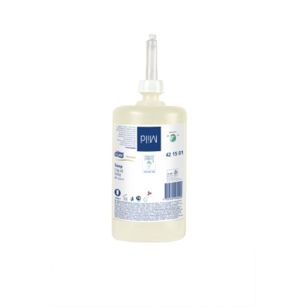 421501 Tork жидкое мыло-крем для рук