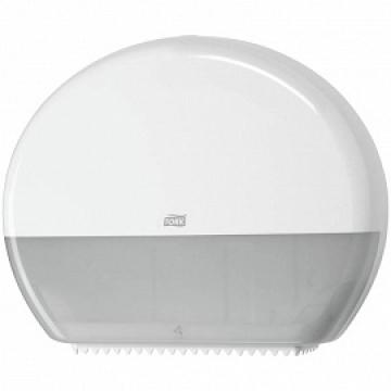 554000 Tork диспенсер для туалетной бумаги в больших рулонах, белый.