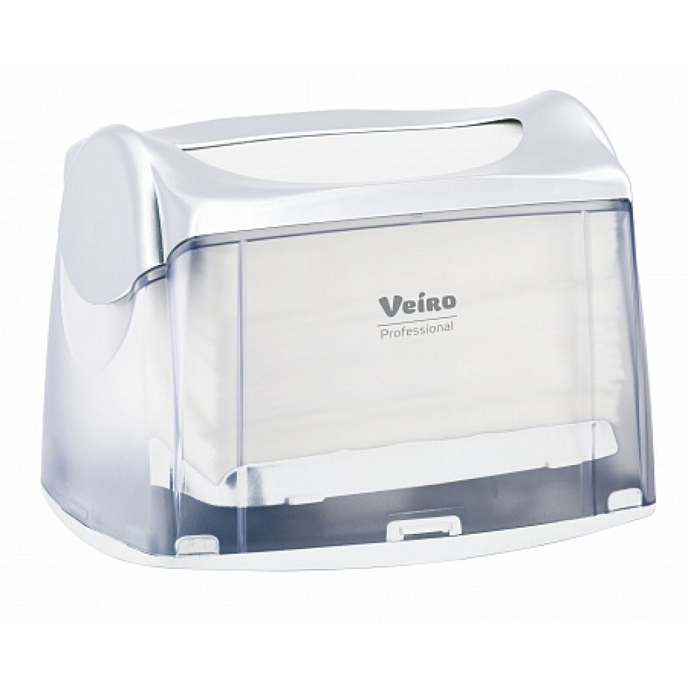 Veiro Professional EASYNAP midi Диспенсер для настольных салфеток V-сложения.