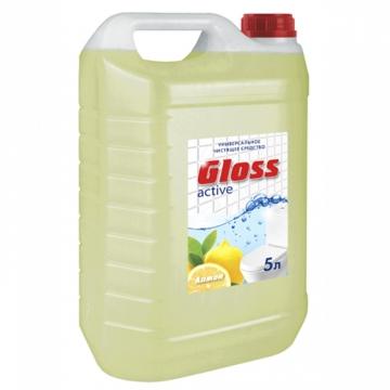 117500 Универсальное чистящее средство Gloss active, 5л