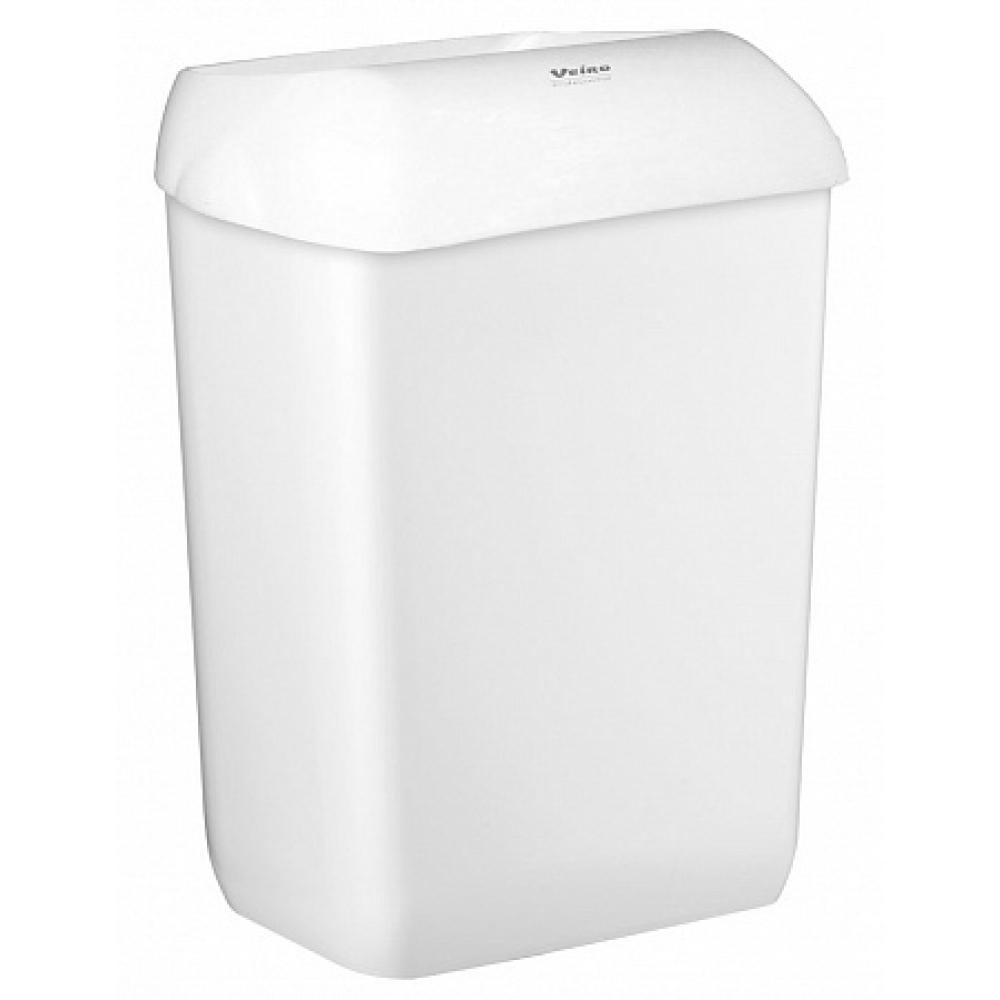 Veiro Professional MidBIN / MidBIN с крышкой. Контейнер для мусора 23 литра белый 1/1 с крышкой.