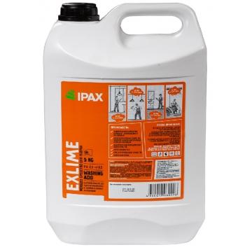 ЭК-5 Средство для удаления ржавчины, мин. отложений и после строительной уборки IPAX Exlime 5кг.