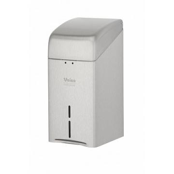 Veiro Professional L-ONE Steel Арт. DTH100CS Диспенсер для листовой туалетной бумаги.