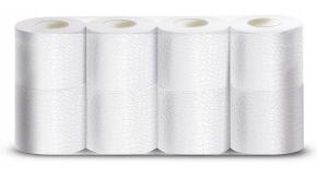 T207 Туалетная бумага в стандартных рулонах Veiro Professional Comfort 2 слоя 25 метров