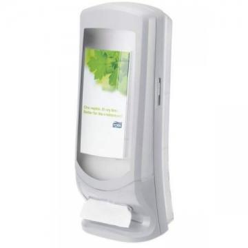 272213 Tork Xpressnap® серый диспенсер для салфеток большой емкости системы N4
