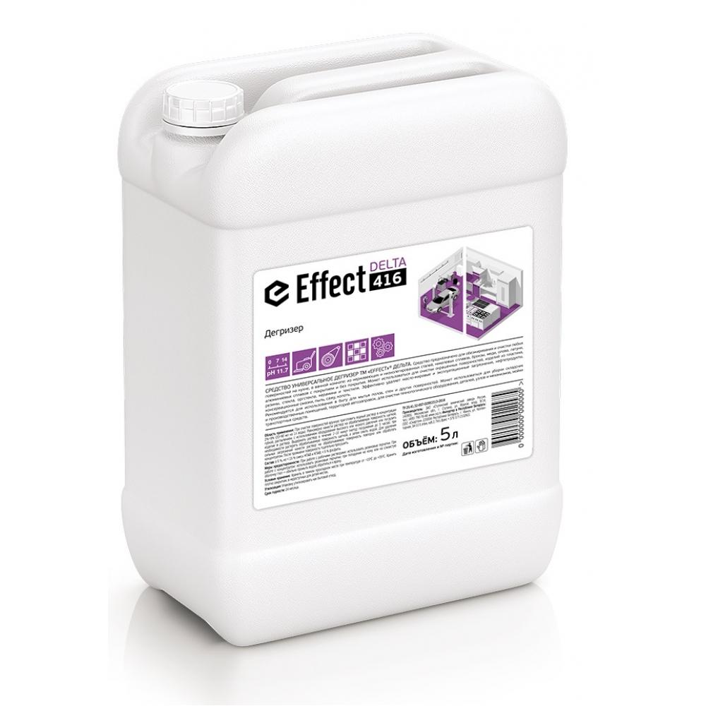 15882 416 Effect DELTA 20л универс. ср-во дегризер (ген. уборка, для кожи - с осторожностью) 1/2