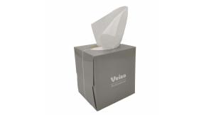 N303 Салфетки косметические в кубе Veiro Professional Premium