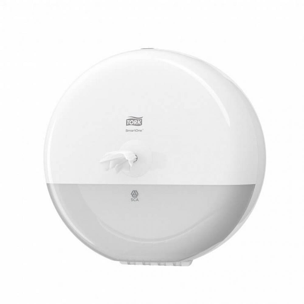 680000 Tork SmartOne® диспенсер для туалетной бумаги в рулонах Белый