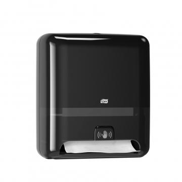 551108 Tork Matic® держатель для полотенец в рулонах с сенсором Intuition® черный